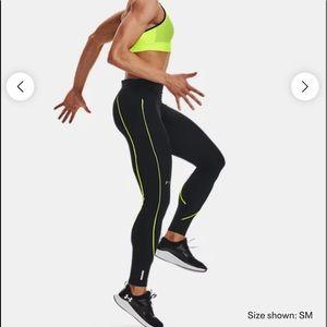 New UA High Waist No Slip Mesh Pocket Leggings